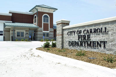 Fire | City of Carroll, Iowa - Official Website